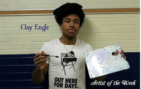 ARTIST OF THE WEEK: Clay Engle