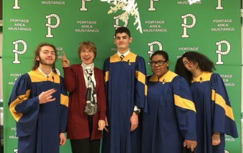 VanKirk qualifies for Regional Chorus