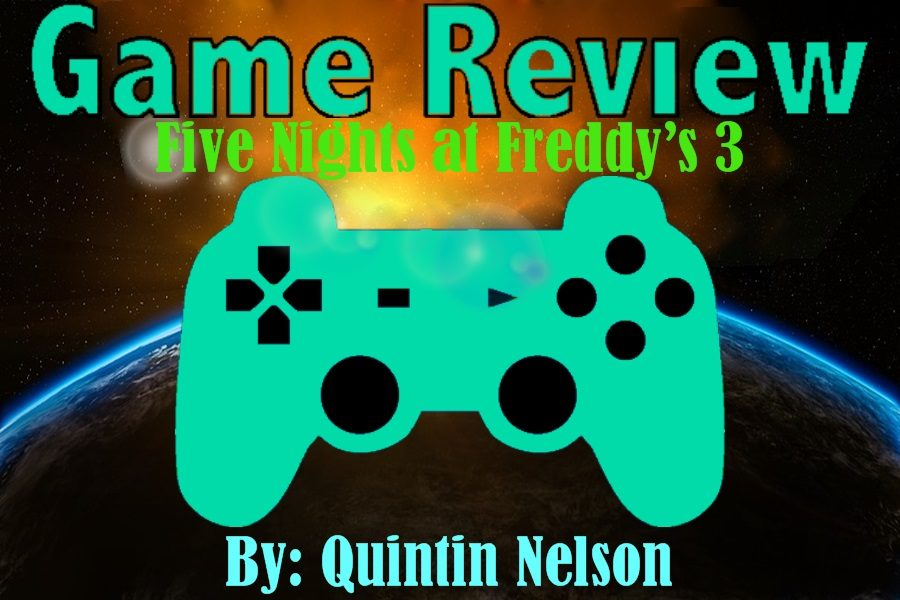 GAME REVIEW: Five Nights at Freddy's 3