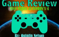 GAME REVIEW: Five Nights at Freddy's 4