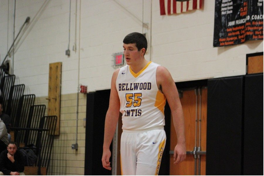 Nathan Wolfe is averaging 8 points per game for the 6-2 Blue Devils.