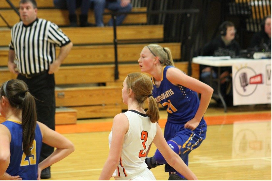 Alli Campbell has received offers from 25 high profile Division I schools.
