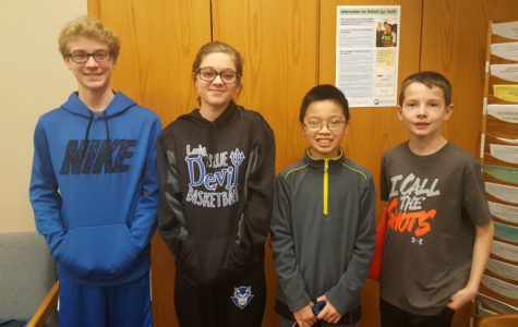 Middle school announces Student of the Week