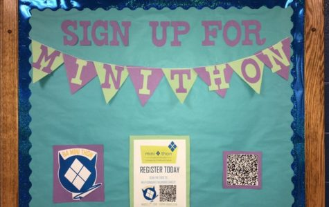 Mini-Thon committee looking for more sign-ups for dance event