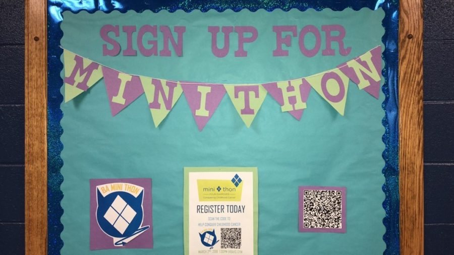 Mini thon committee looking for more sign ups for dance event the mini thon committee looking for more sign ups for dance event malvernweather Image collections