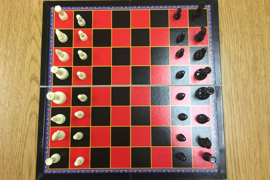 After=school Chess Club begins on Monday.
