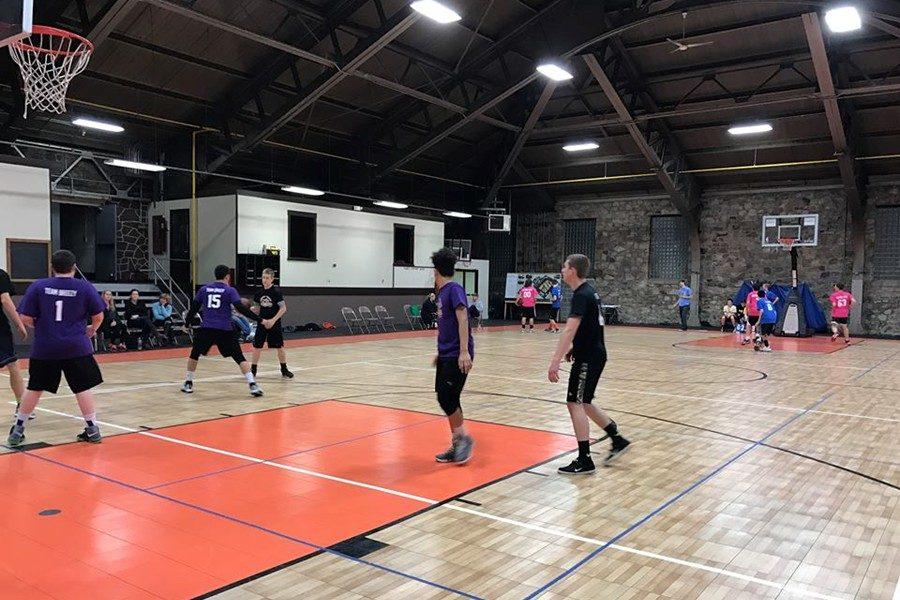 The Cross Town Basketball League had six teams enter last season.