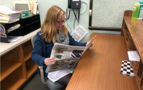 BA Senior wins Daily Herald writing contest