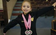 Haley Kyle is a rising star on the twirling circuit.