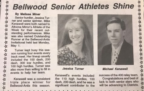 Back in 1995, you could catch Jess Turner and Mike Kenawell at the track ... but you couldn't catch them.
