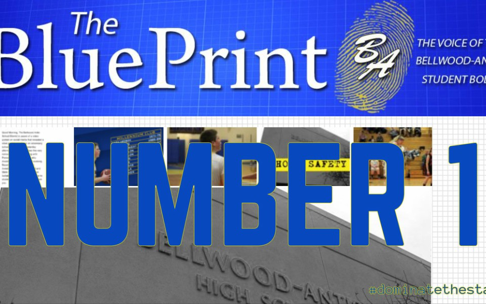 The BluePrint was named the top high school news website for the second straight year in the Keystone Press Awards.