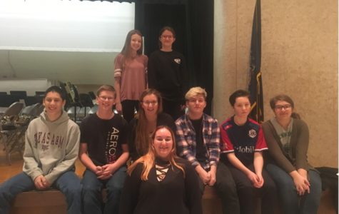 B-A sends 10 to Junior High County Band