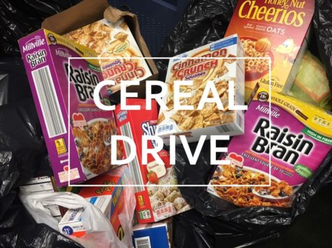 FCA Cereal Drive kicks off