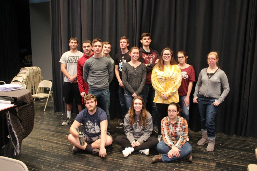 Students in CHS debate were asked to write about gun violence in American schools.