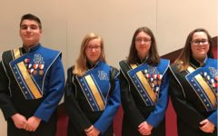 B-A musicians attend Susquehanna Honors Band