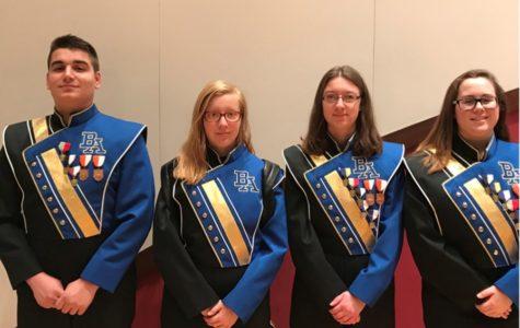 B-A musicians attend Susquehanna Honors Band