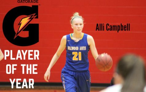 Campbell adds Gatorade Player of the Year to list of accolades