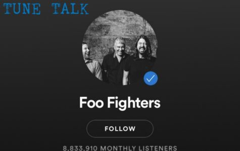 TUNE TALK: Foo Fighters