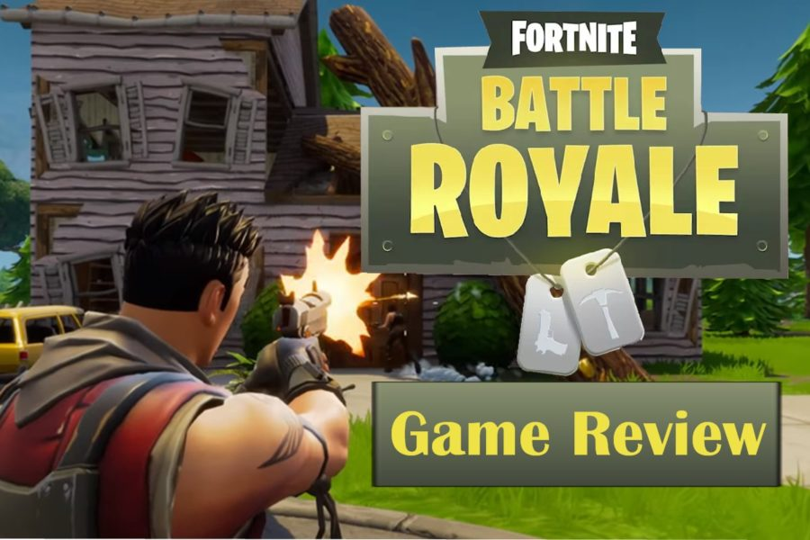 The BluePrint | FORTNITE Game Review: Like it or spike it