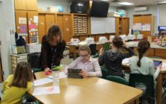 Feature Teacher: Ms. Harris