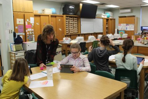 Spotlight Teacher: Mrs. Nycum