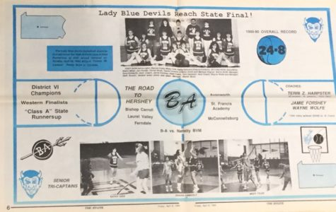 BA HISTORY 101: Lady Devils play for the title in '90