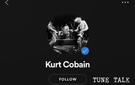 TUNE TALK: Kurt Cobain