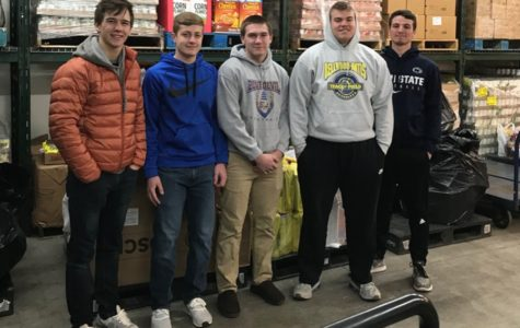 FCA reaches 1,000 cereal boxes for St. Vincent DePaul