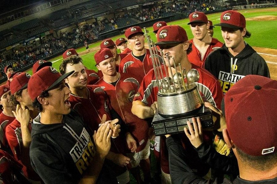 The Curve won the Eastern Minor League Baseball Championship in 2017. Next month they will help the Lady Blue Devils celebrate their State Championship.