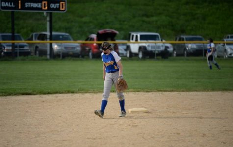 Young B-A softball team looks to catch league, district, by surprise
