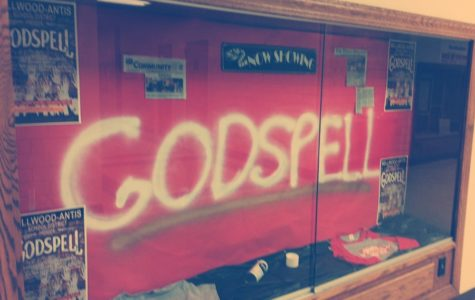 Godspell opens Friday