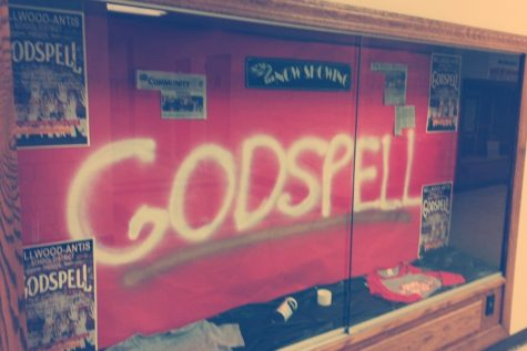 Godspell opens Friday