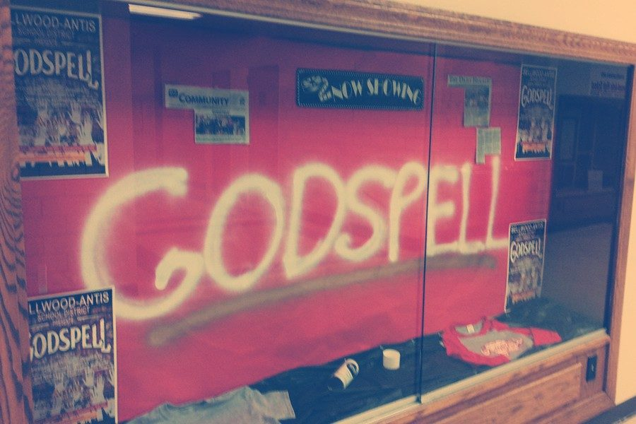 B-A's production of Godspell opens Friday.