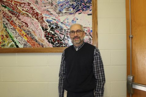 FEATURE TEACHER: Mr. Webreck