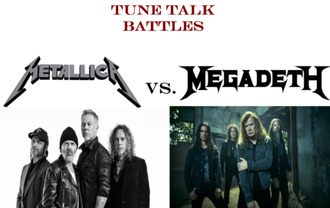Tune Talk Battles: Metallica vs. MegaDeth