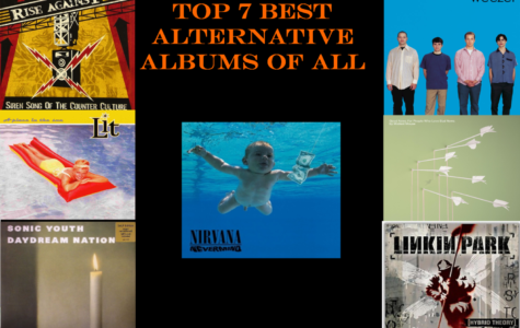 Top 7 Best Alternative Albums of All Time