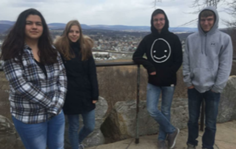 Austrian exchange students visit B-A