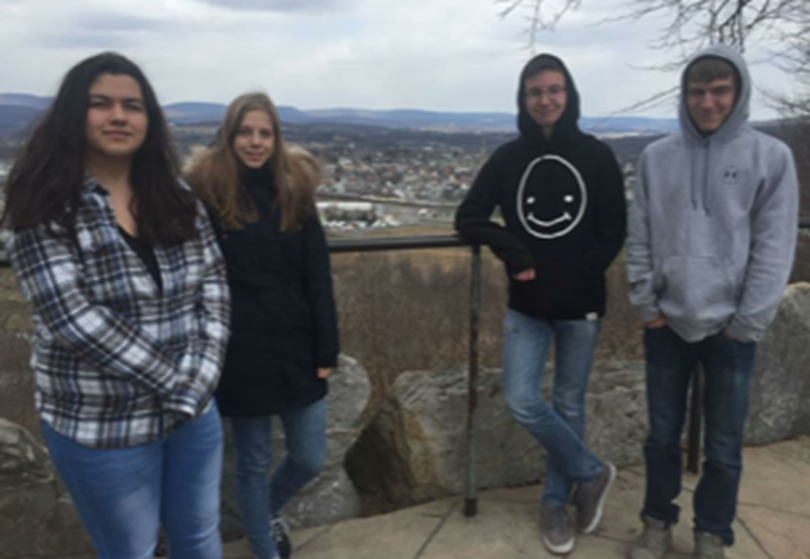B-A's visiting students liked the United States, but don't plan on living here permanently.