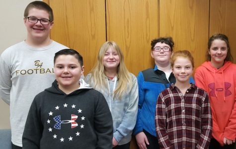 MS Students of the Week shine