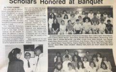 BA HISTORY 101: Honors Banquet