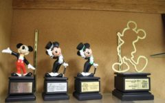 Band and chorus members will be heading to Disney the second week of June.