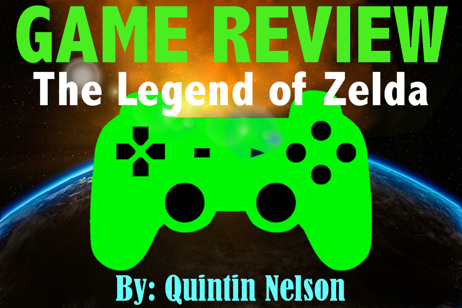 GAME REVIEW: The Legend of Zelda