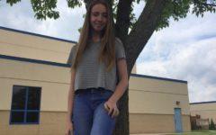 FAB FRESHMAN: Haley Campbell