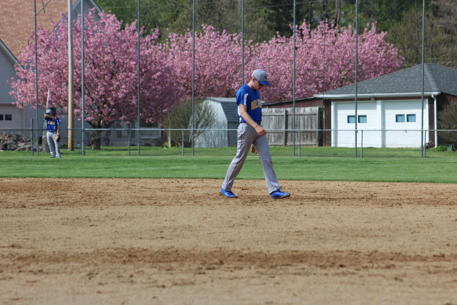 Ian McFarland is hitting .377 for the Blue Devils.