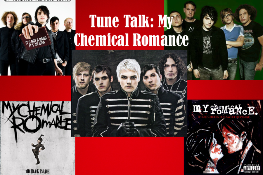 Tune talk my chemical romance the blueprint tune talk my chemical romance malvernweather Choice Image