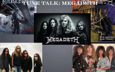 Tune Talk: MegaDeth