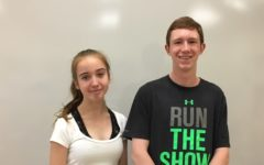 Haley Campbell and Sam Gormont grew from their national speech competition.