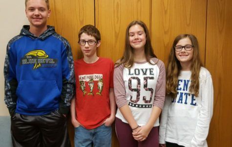 Students of the Week announced