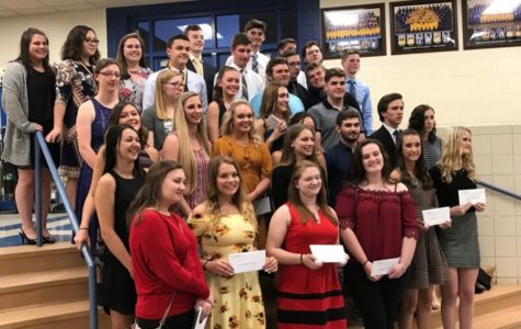 B-A Students receive over $66,000