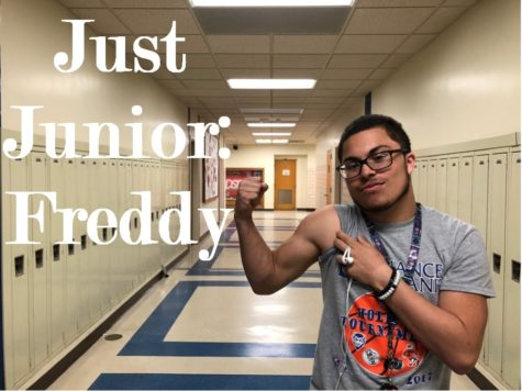 Alex Frederick (Freddy) is this weeks Just Junior!